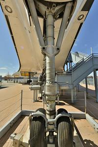 Concorde Nose Gear