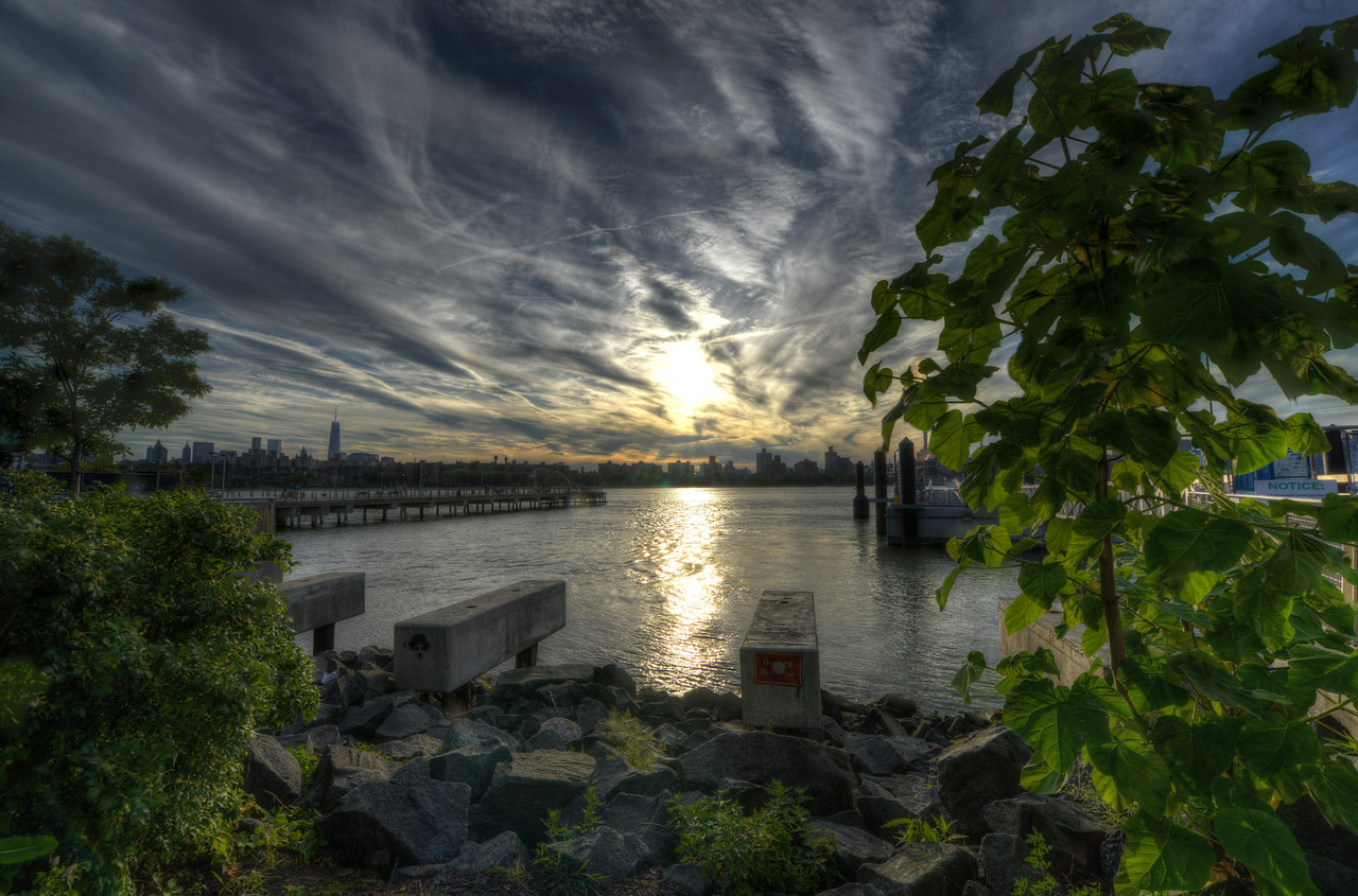 East River Park, Williamsburg