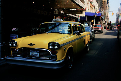 NYC, Taxi