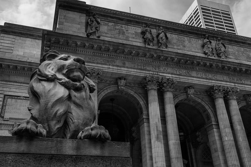 The NY Public Library