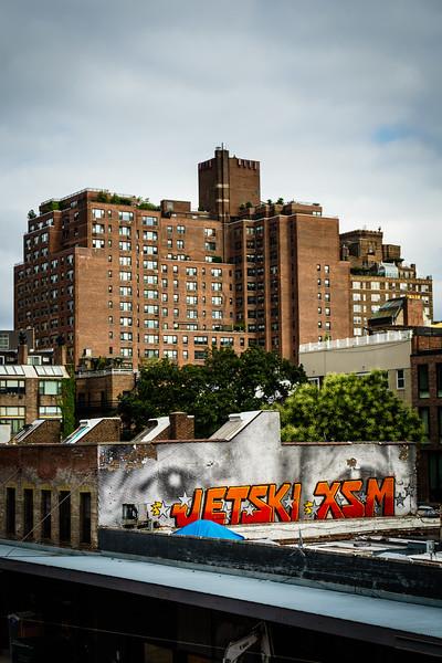 The High Line, West Village