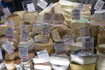 Grand Central- Food (cheese) Market