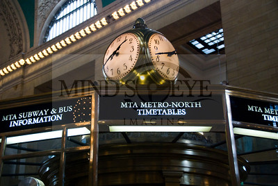 Main Concourse- The Clocks