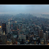 View from Empire State Building Feb. 08