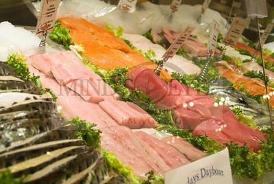 Grand Central- Food (fish) Market Sushi anyone?