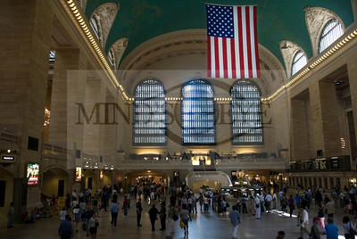 Grand Central Terminal- Main Concourse wide angle