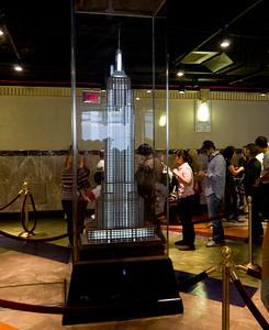 Lobby on 60th floor.