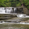 Waterfall, Robert H. Treman State Park