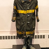 NYFD Uniform, St. Paul's Chapel, New York City