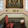 George Washington's Pew, St. Paul's Chapel, New York City