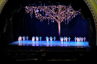 Rockettes at Radio City Music Hall