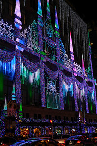 Saks Fifth Avenue Light Show