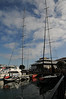 First Day in New Zealand - Viaduct Harbour, Auckland