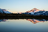Mount Aspiring Reflection at Sunset