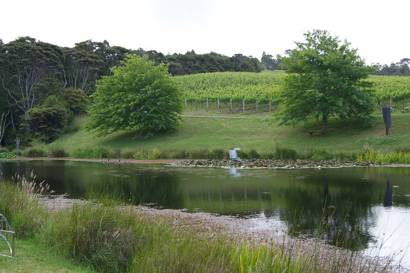 Brick Bay Winery and Sculpure Garden