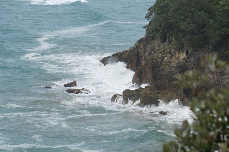 Between Waihi and Orokawa Beaches
