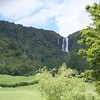 Wairere Falls - view from carpark