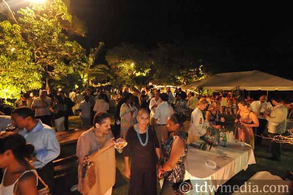 Nail Bay Resort Winmakers Dinner Series 7-15-09