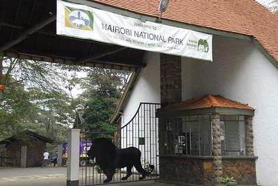 2007 - Nairobi National Park
