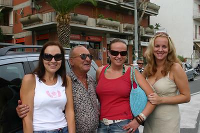 Eesti naised ja kohalik taksojuht