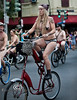 Naked Bike Parade, New Orleans, June 2012 - Bonish Photo (5)