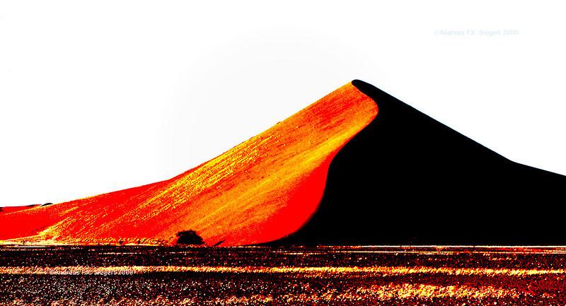 Dune at Sossusvlei
