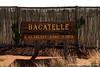 Bagatelle Kalahari Game Ranch Sign