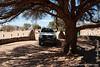 Toyota Hilux 4x4 Rental Car ar Camp Site Spot