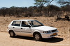 Toyota Rental Car