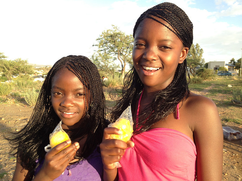 Icies in the Summer.<br /> <br /> Otjumusie, Namibia.