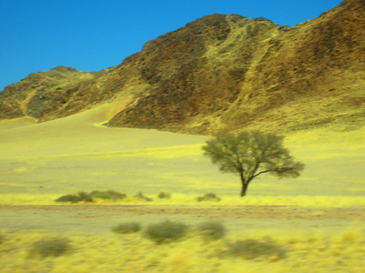Typical scenery, Southern Namibia