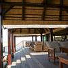 Deck Overlooking Watering Hole, Erindi Old Traders' Lodge, Khomas Region