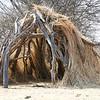 Bushman Hut, Otavi Mountain Region