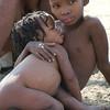 Brotherly Love, Bushman Camp, Otavi Mountain Region