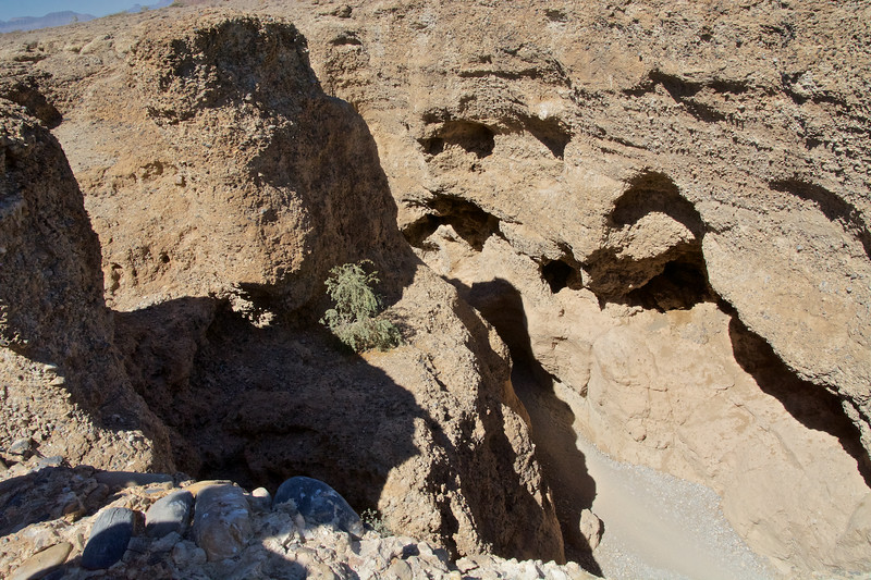 Sesriem Canyon Gorge, Namib Desert