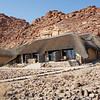 Rooms Nestled Below Sandstone Cliffs, Twyfelfontein Country Lodge, Twyfelfontein