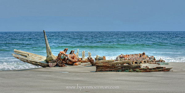 Shipwreck (1975), Benguela Eagle, Skeleton Coast park