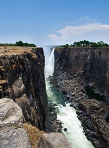 100_8638 Victoria Falls  Zimbabwe side.
