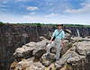 100_8644<br /> Victoria Falls with explorer.