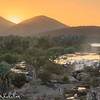 Epupa Falls sunrise