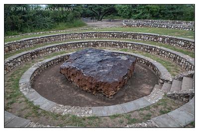 Grootfontein, Hoba Meteorite & Tsumeb