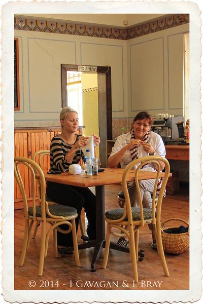 Kolmanskop Cafe