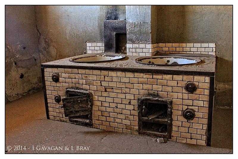 Kolmanskop Bakery Ovens