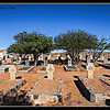 War Cemetery at Aus