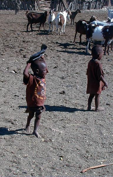 himba-kids-goats 2 591