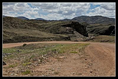 Gaub Pass