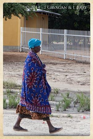 Rundu Woman