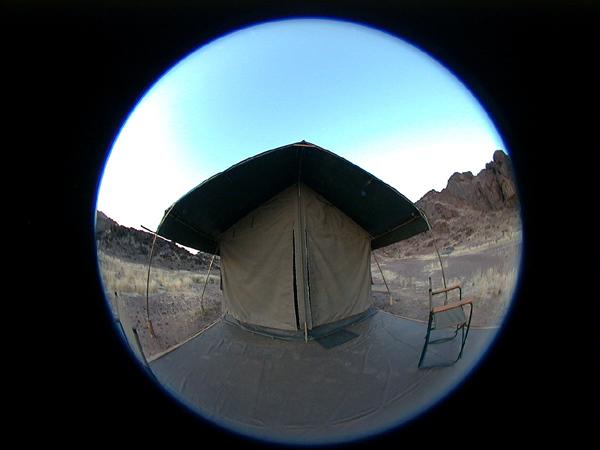 Safari Adventures #5 / Spirit Of The Namib