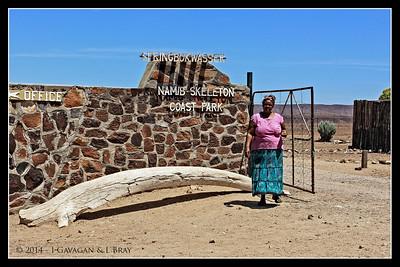 Springbokwasser Gate