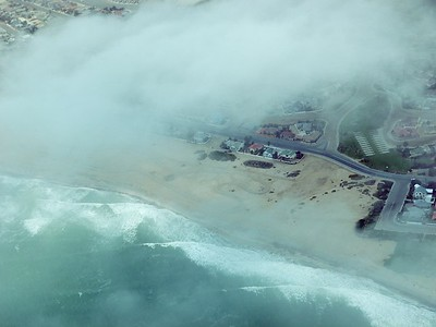 Swakopmund and the Atlantic